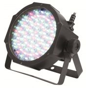 RGBW LED Spot LUTUS 100-240V / 17W, Standfuß, flach, rund, bunt