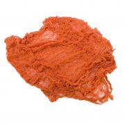 Halloween Dekostoff ZELENA, grobmaschig, orange, 76x500cm